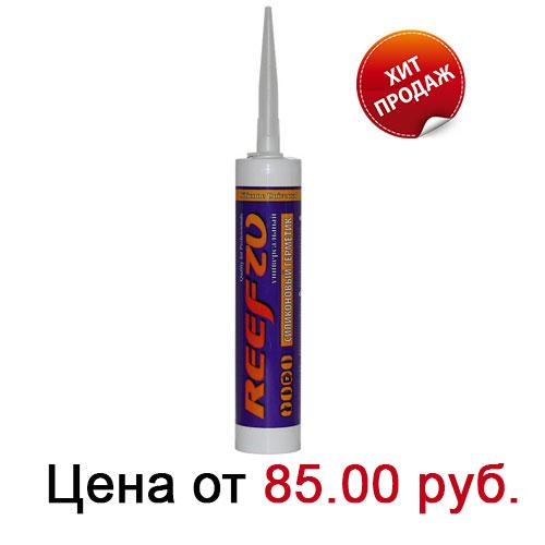 Силиконовый герметик REEF Универсальный белый 300 мл
